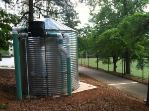 Hammond Park Rainwater  Cistern