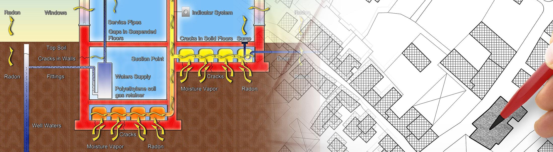Radon Damage Home Inspection